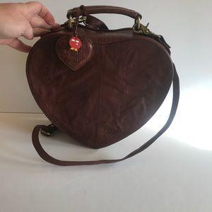 Valentine's Day - Yoshi Litchfield leather purse!